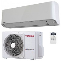 Настенный кондиционер Toshiba RAS-13BKV / RAS-13BAV-EE