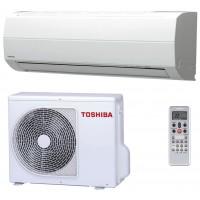 Настенный кондиционер Toshiba RAS-10SKP-ES / RAS-10S2A-ES